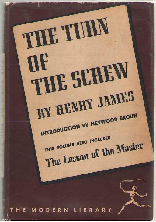 Image for The Turn Of The Screw & The Lesson Of The Master