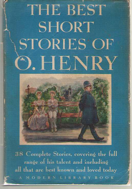 Image for The Best Short Stories Of O. Henry