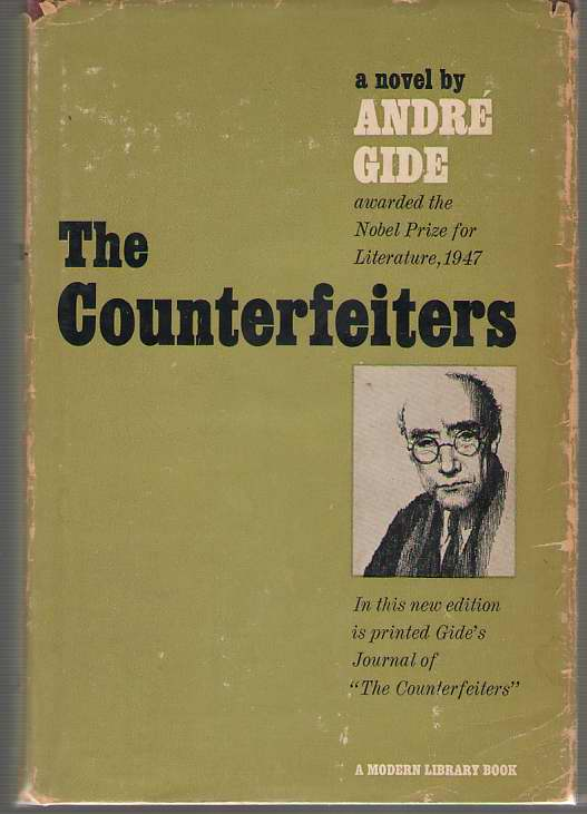 "Image for The Counterfeiters With Journal of ""The Counterfeiters"""