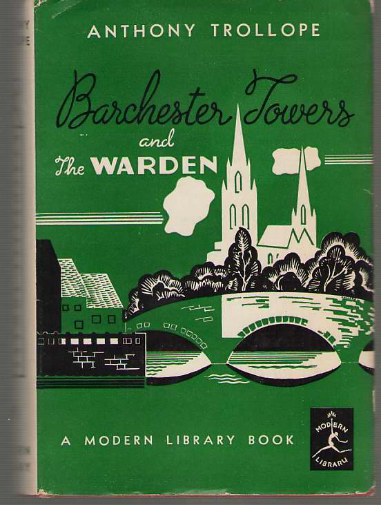 Image for Barchester Towers and The Warden