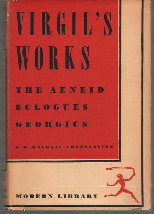 Image for Virgil's Works The Aeneid, Eclogues, Georgics