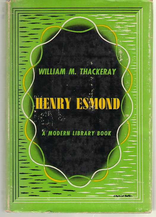 Image for The History of Henry Esmond, Esquire