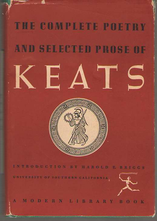 Image for The Complete Poetry And Selected Prose Of John Keats