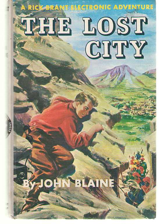 Image for The Lost City