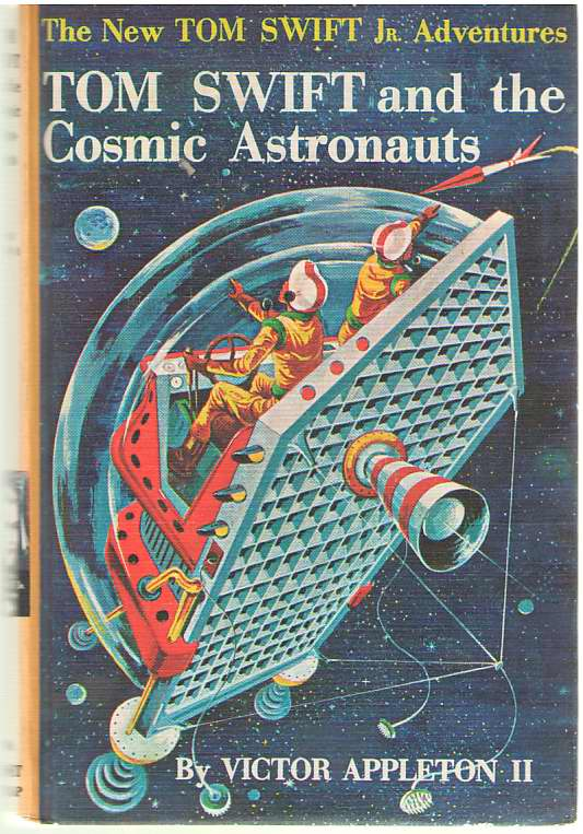 Image for Tom Swift And The Cosmic Astronauts