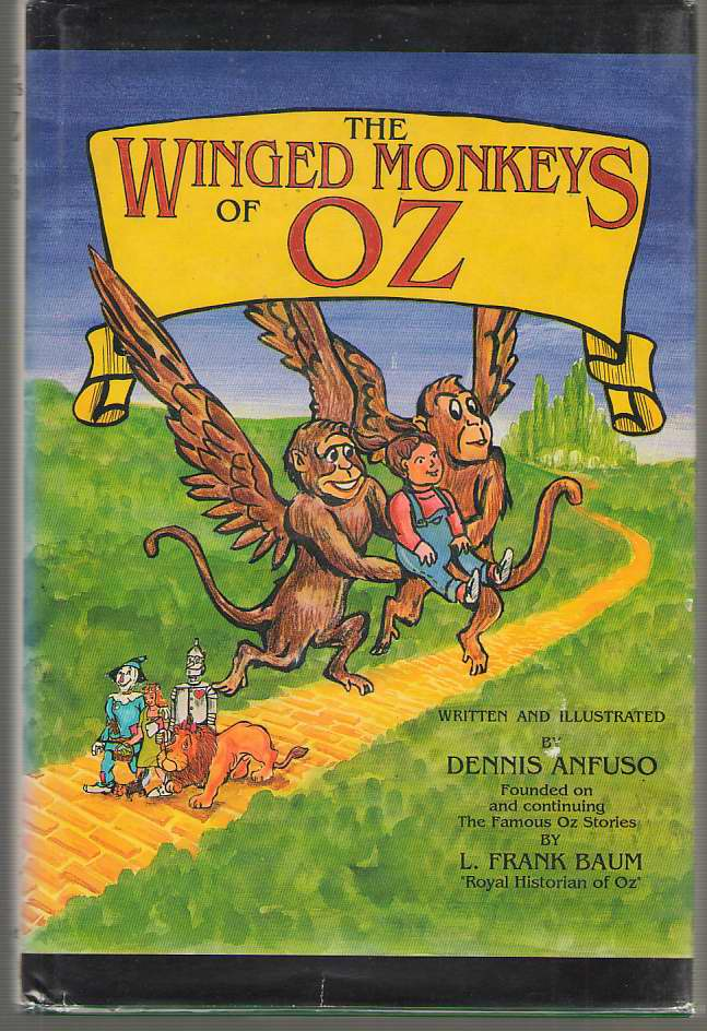 Image for The Winged Monkeys of Oz