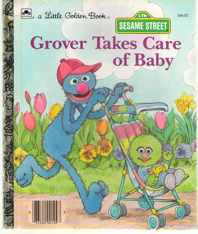 Image for Grover Takes Care of Baby