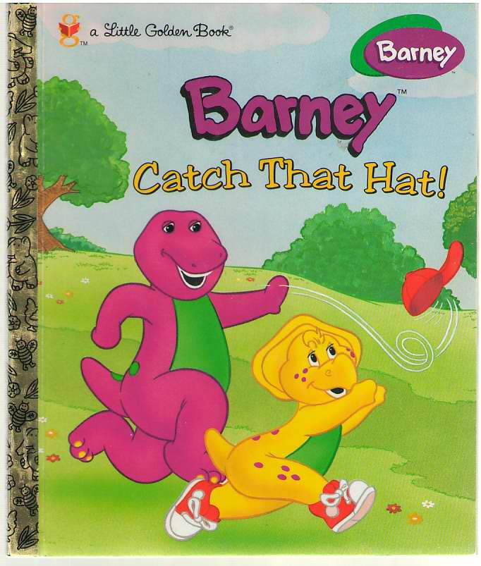 Image for Barney - Catch That Hat!