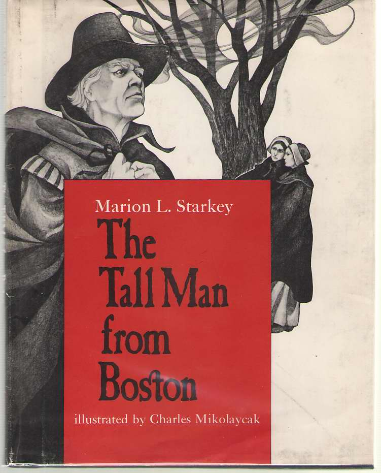 Image for The Tall Man from Boston