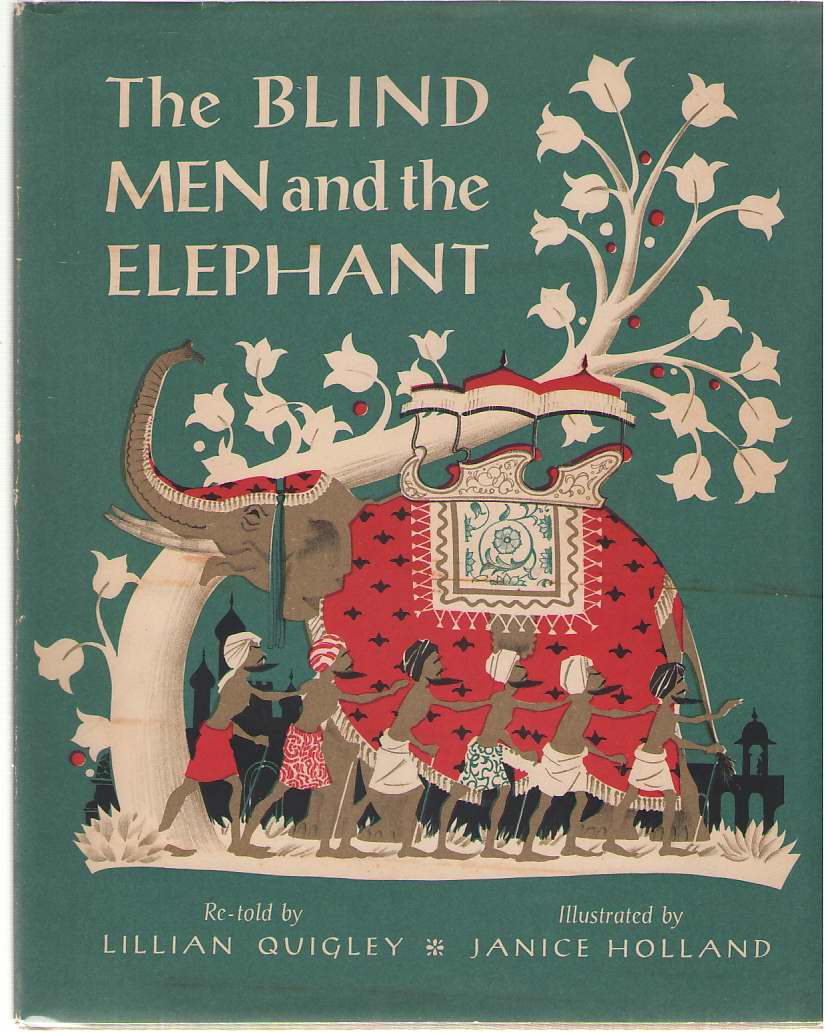 Image for The Blind Men And The Elephant