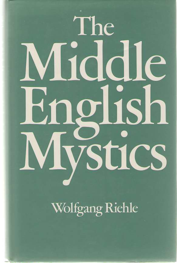 Image for The Middle English Mystics