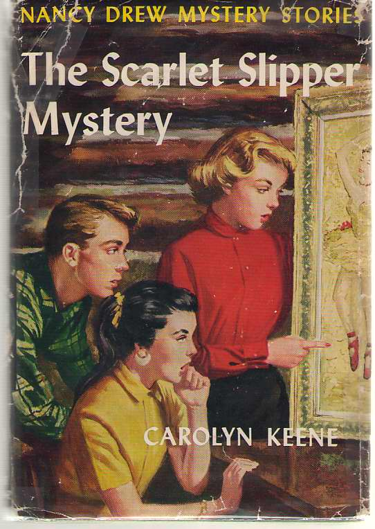 Image for The Scarlet Slipper Mystery