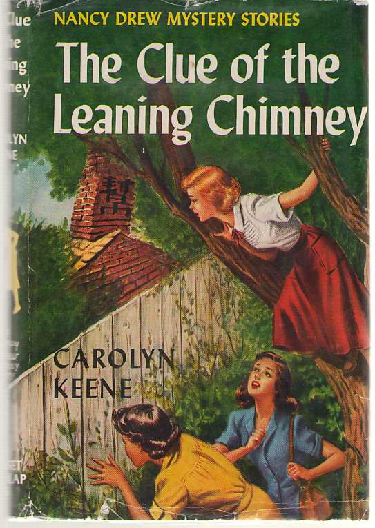 Image for The Clue Of The Leaning Chimney