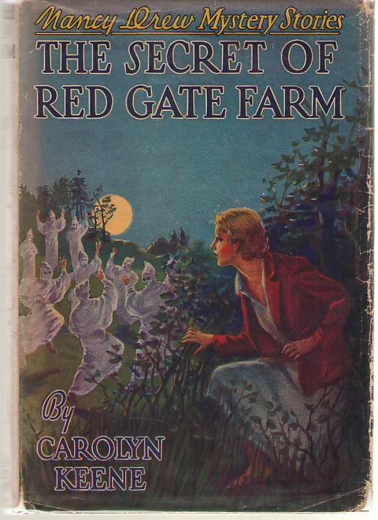 Image for The Secret Of Red Gate Farm