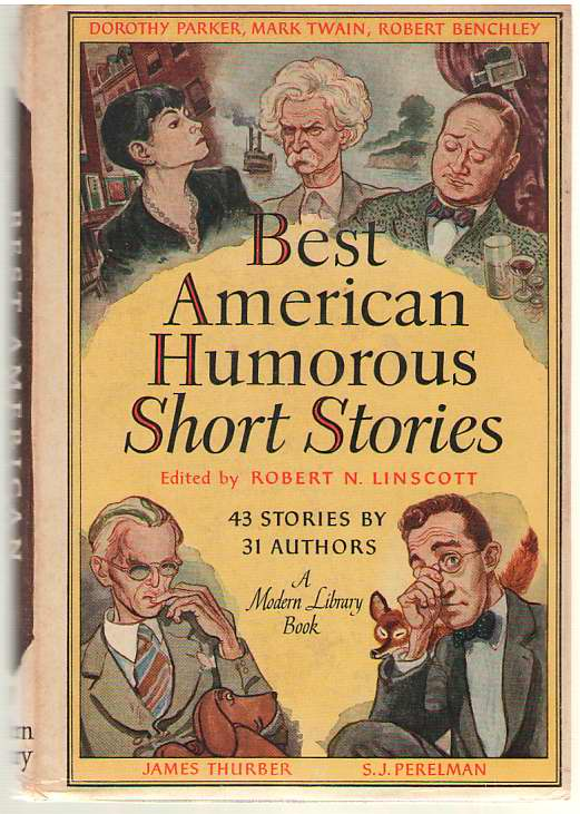 Image for Best American Humorous Short Stories
