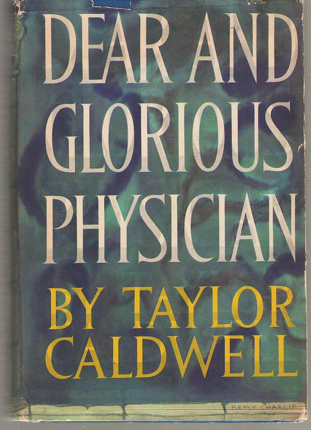 Image for Dear and Glorious Physician