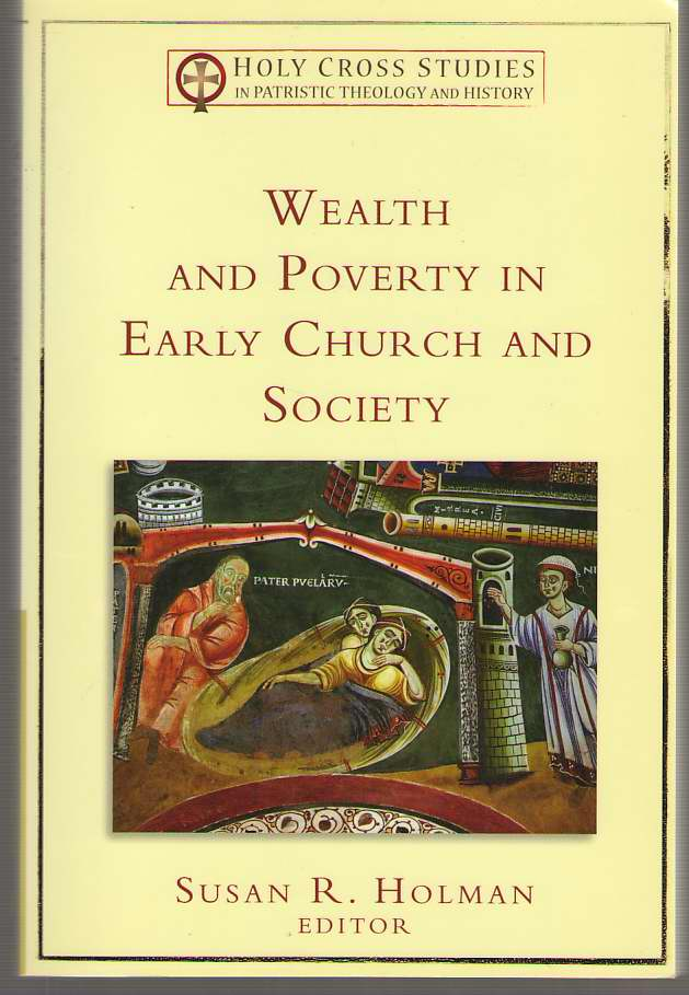 Image for Wealth and Poverty in Early Church and Society