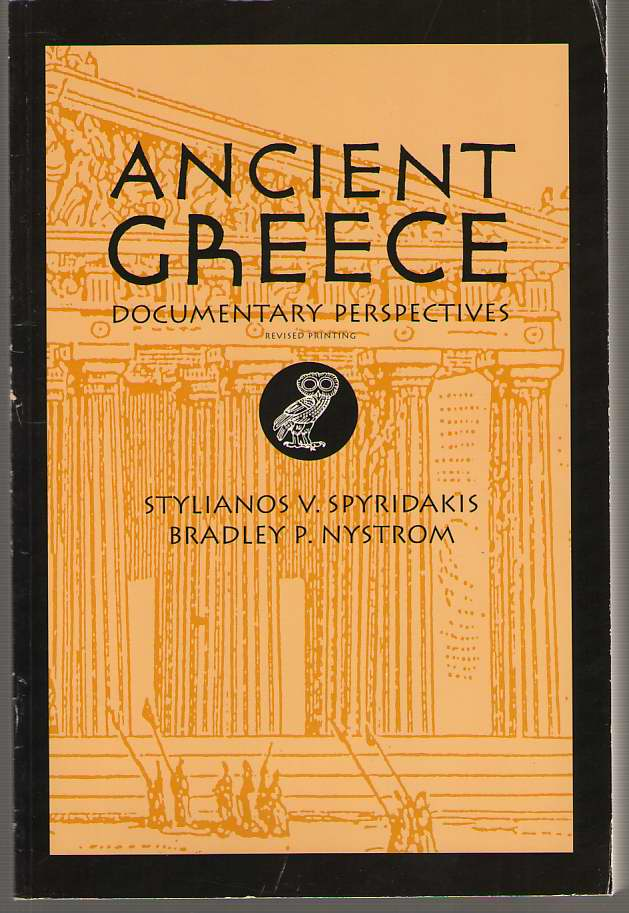 Image for Ancient Greece Documentary Perspectives