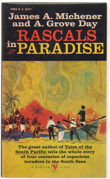 Image for Rascals in Paradise