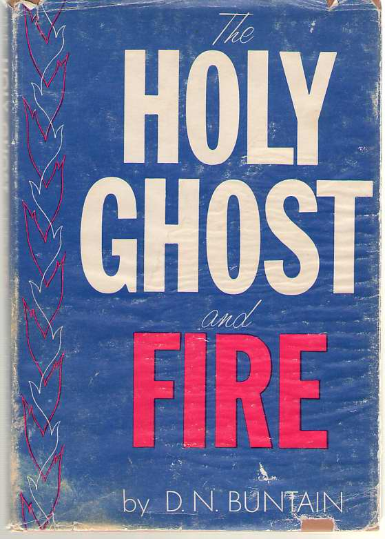 Image for The Holy Ghost And Fire