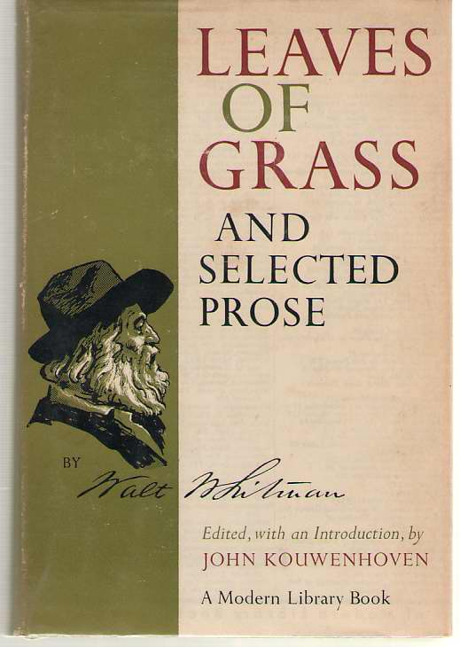 Image for Leaves Of Grass And Selected Prose