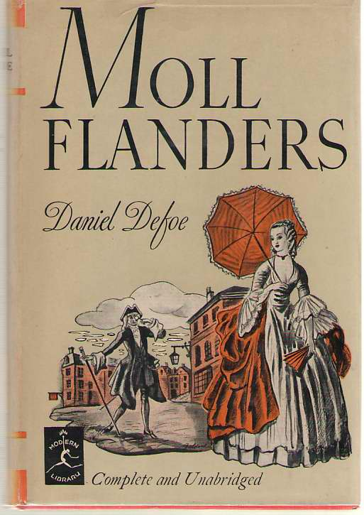 Image for Moll Flanders