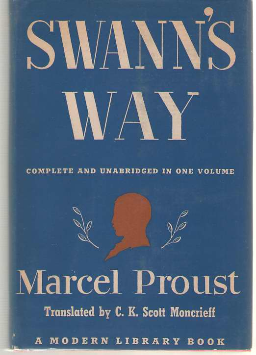Image for Swann's Way