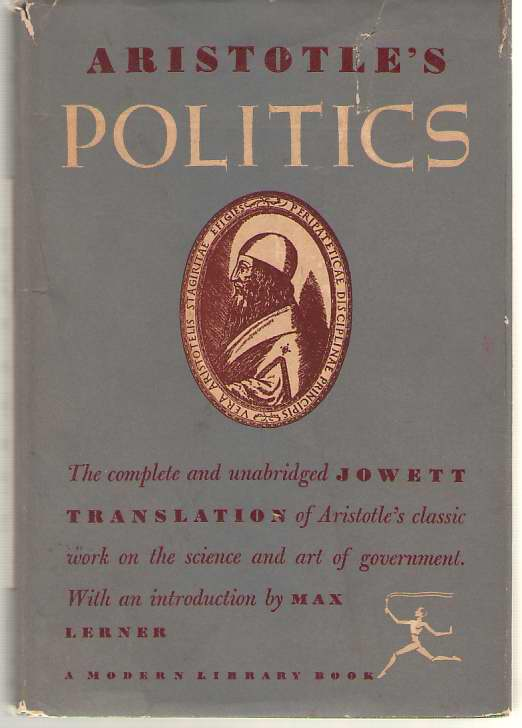 Image for Aristotle's Politics