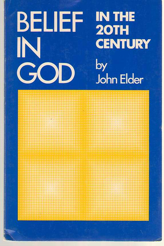 Image for Belief in God in the 20Th Century