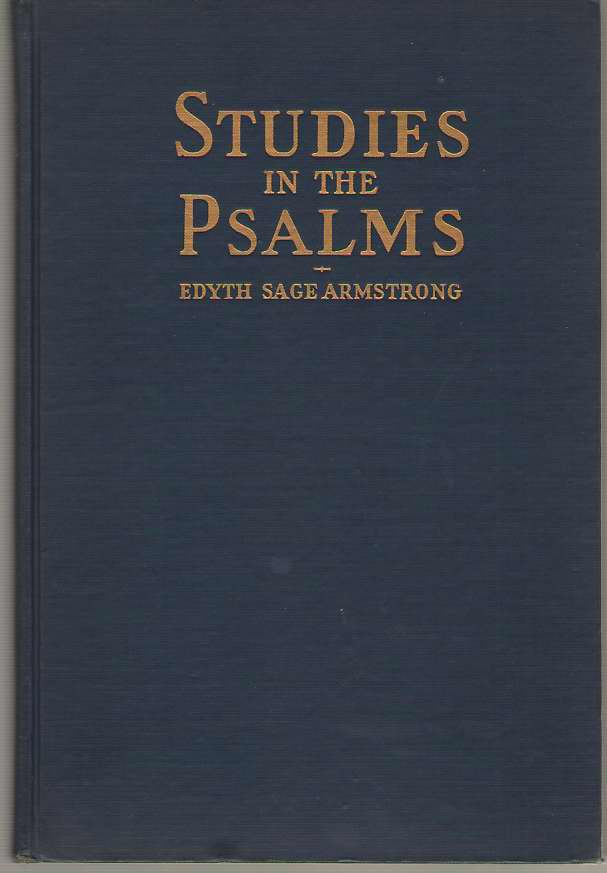 Image for Studies in the Psalms