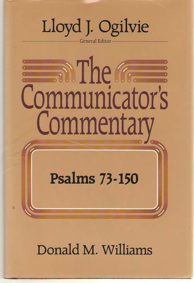 Image for The Communicator's Commentary Psalms 73-150