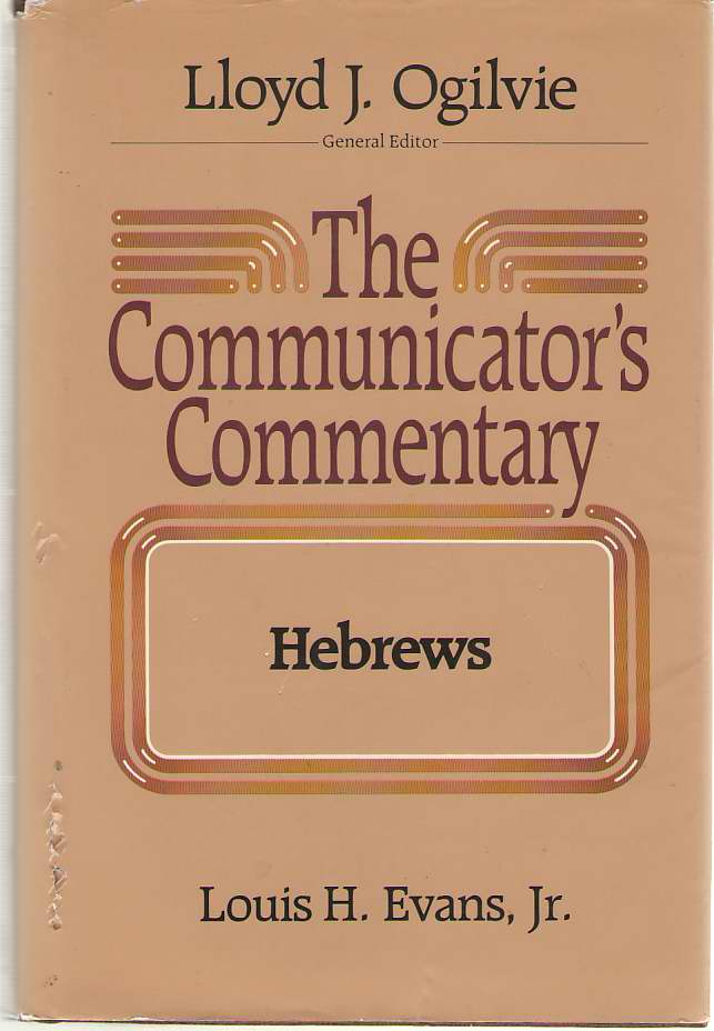 Image for The Communicator's Commentary Hebrews