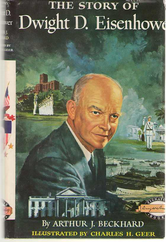 Image for The Story Of Dwight D. Eisenhower