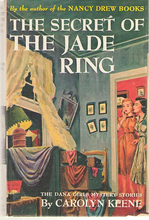 Image for The Secret Of The Jade Ring