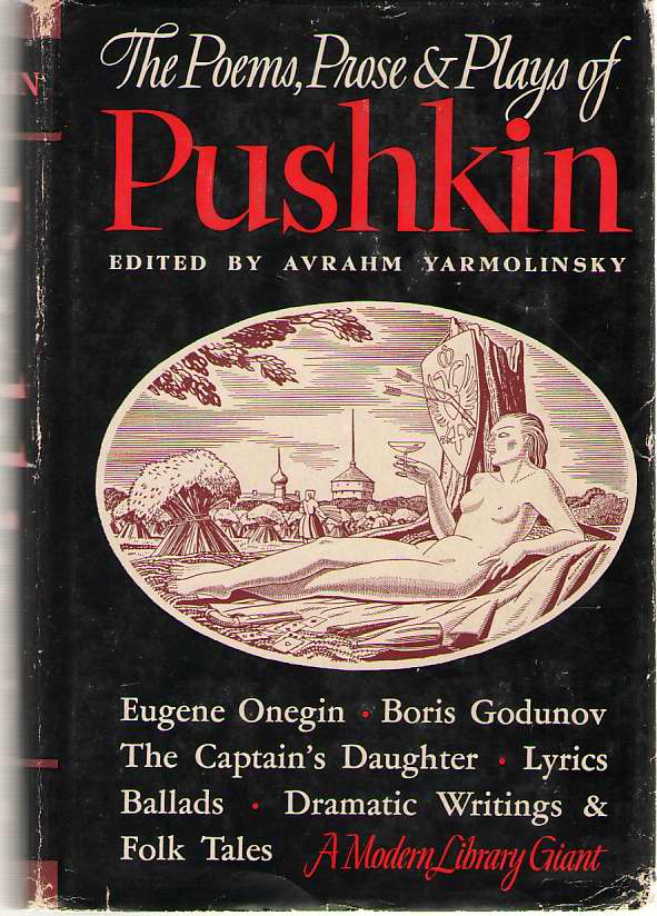 Image for The Poems, Plays and Prose of Pushkin