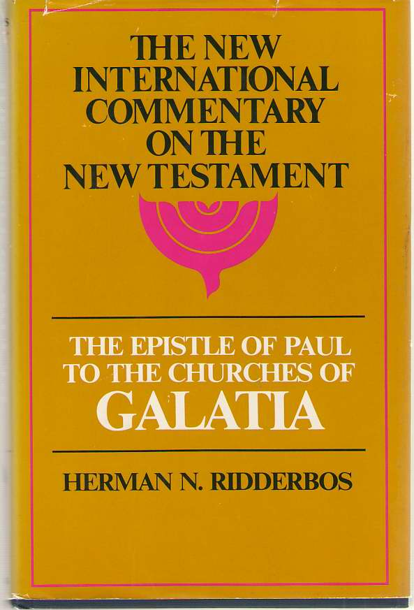 Image for Epistle Of Paul To The Churches Of Galatia
