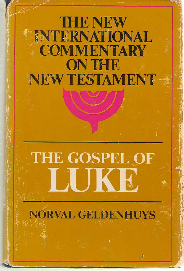 Image for Commentary on the Gospel of Luke The English Text