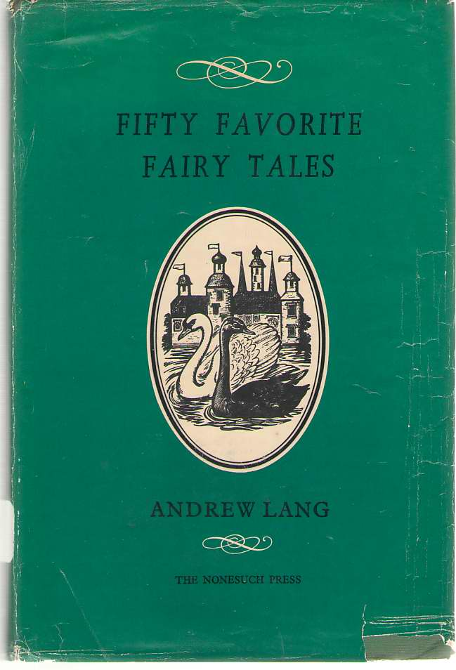 Image for Fifty Favorite Fairy Tales Chosen from the Color Fairy Books of Andrew Lang