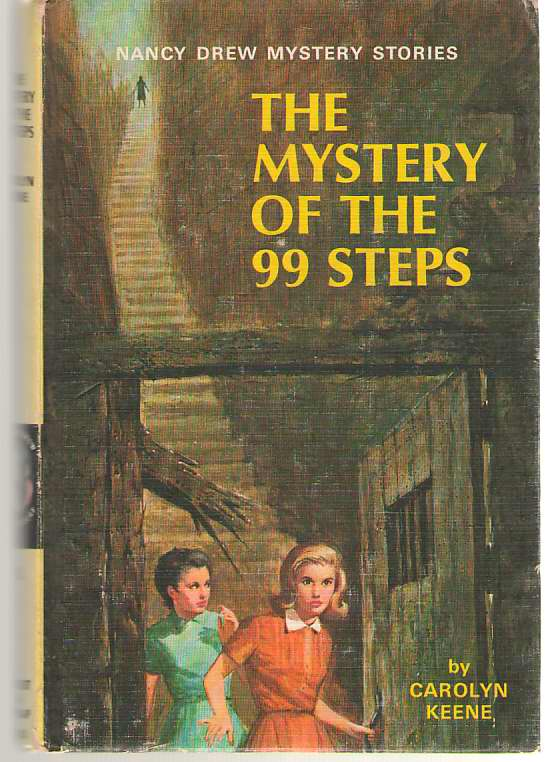 Image for The Mystery Of The 99 Steps