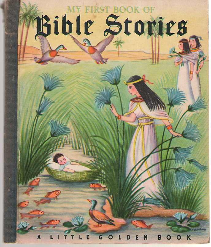 Image for My First Book of Bible Stories