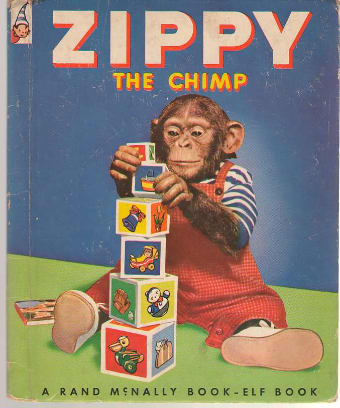 Image for Zippy, the Chimp
