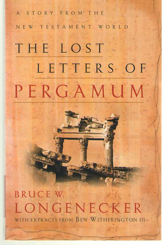 Image for The Lost Letters of Pergamum A Story from the New Testament World