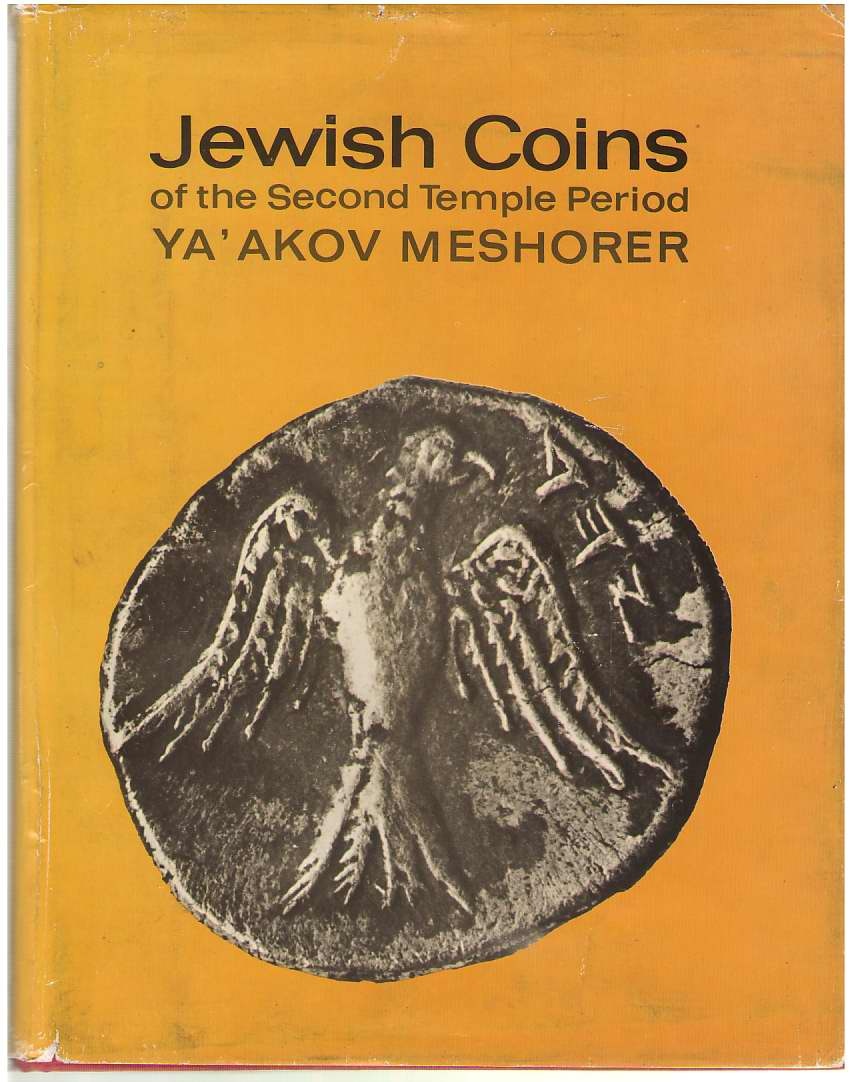 Image for Jewish Coins of the Second Temple Period