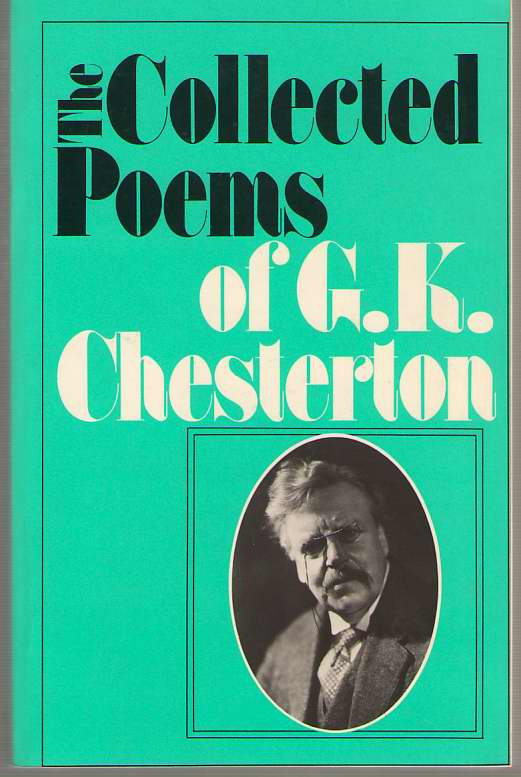 Image for The Collected Poems of G. K. Chesterton