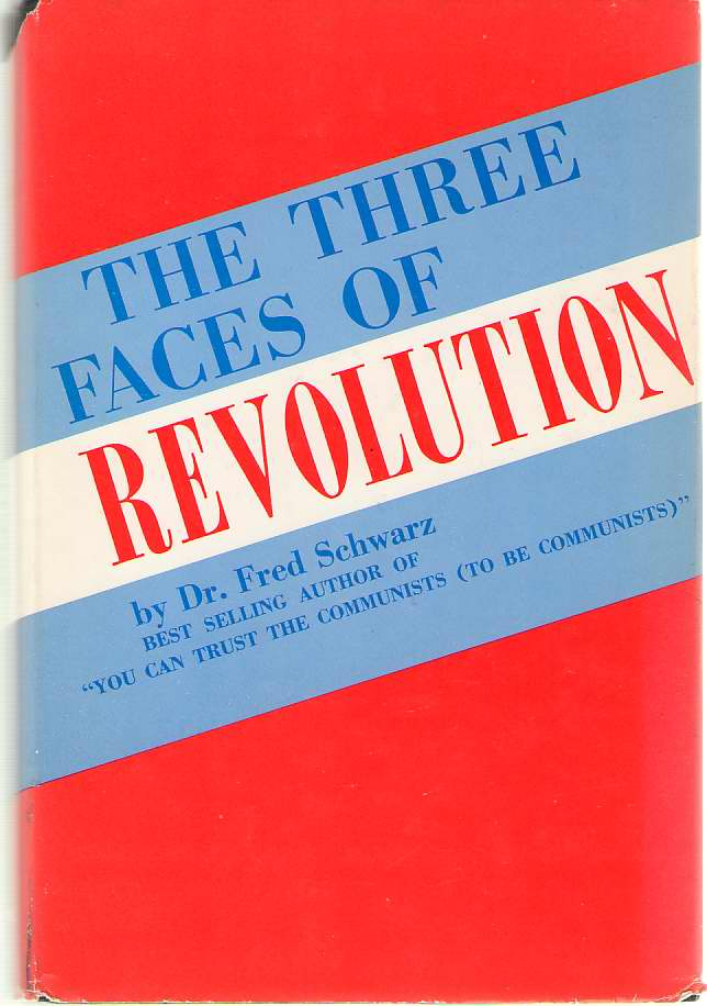 Image for The Three Faces of Revolution