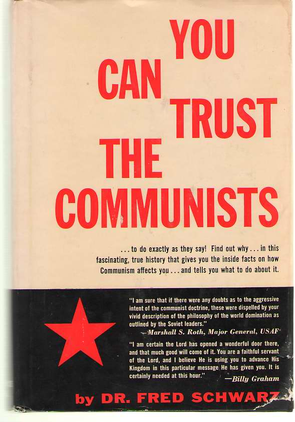 Image for You Can Trust the Communists