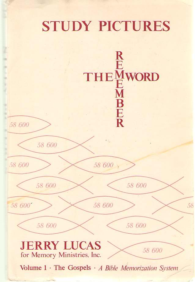 Image for Study Pictures Remember the Word Vol. 1, the Gospels