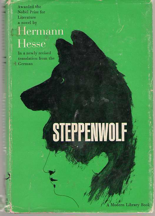 Image for Steppenwolf