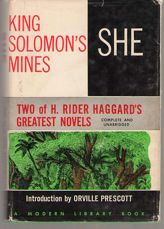 Image for She And King Solomon's Mines