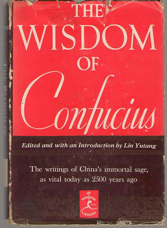 Image for The Wisdom of Confucius